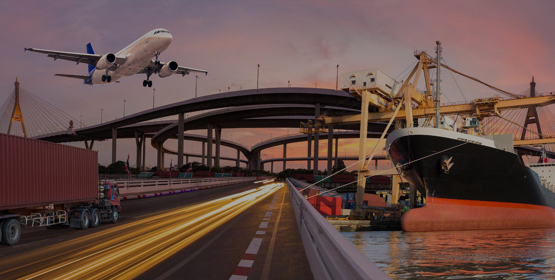 شركة النور لخدامات الشحن و النقل والتخليص الجمركي